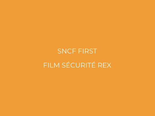 Sncf First
