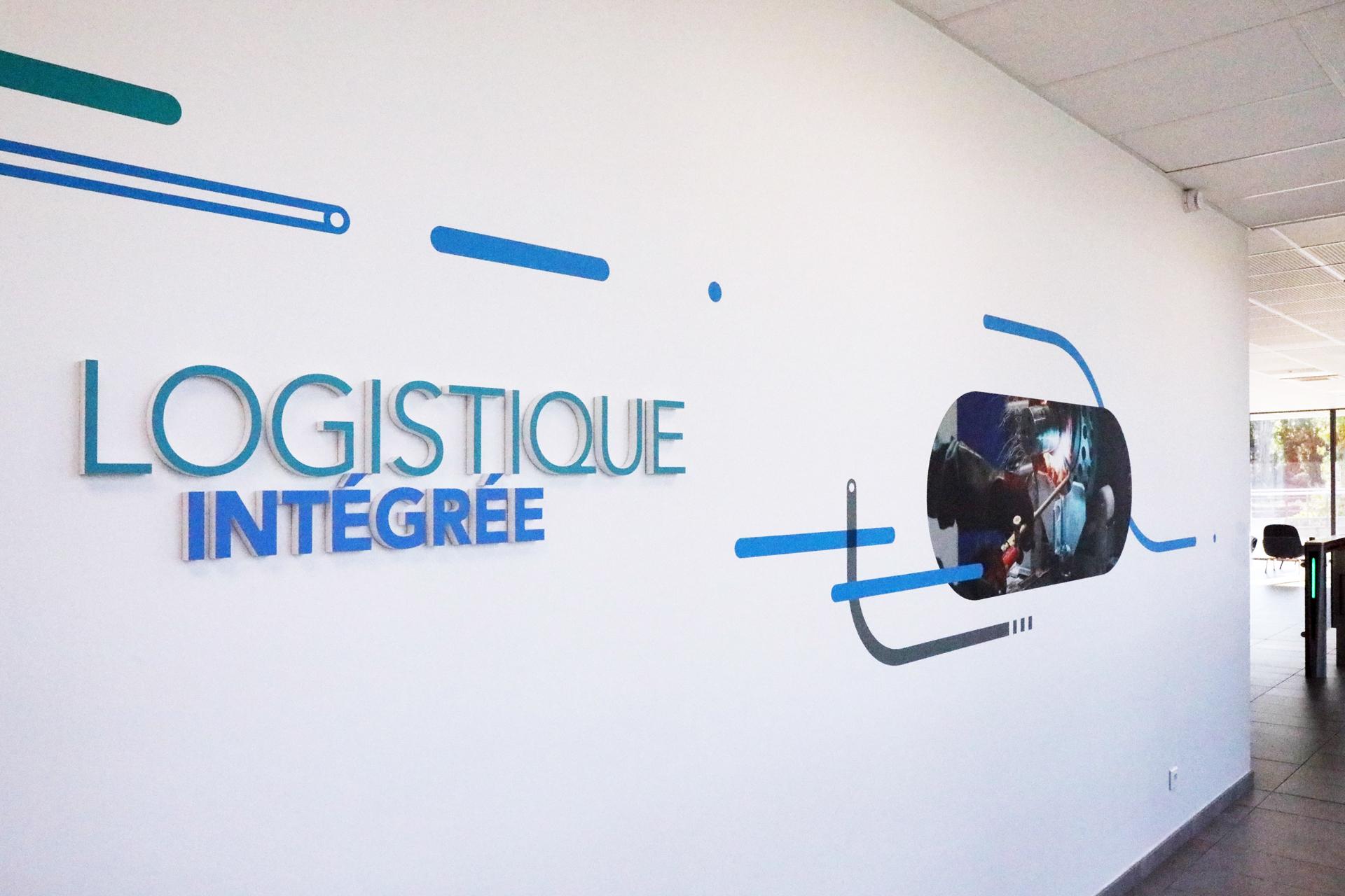 Fresque Technicentre Industriel de Vénissieux